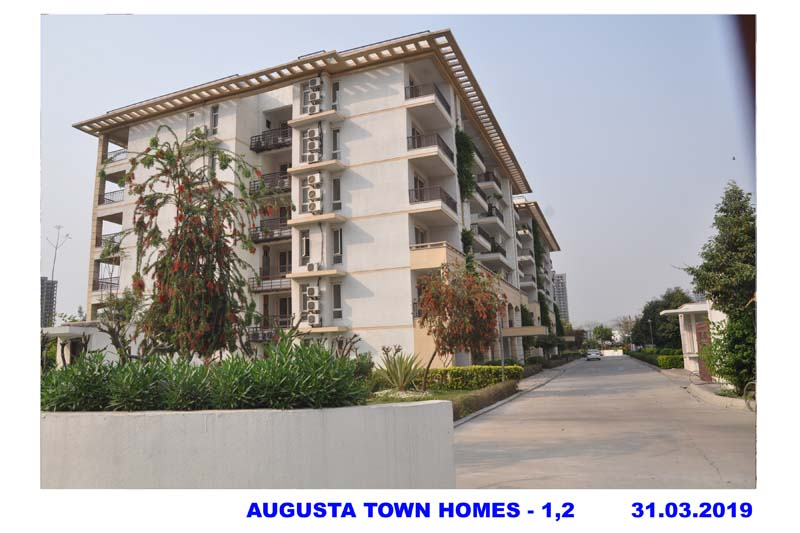 AUGUSTA TOWN HOMES - 1,2