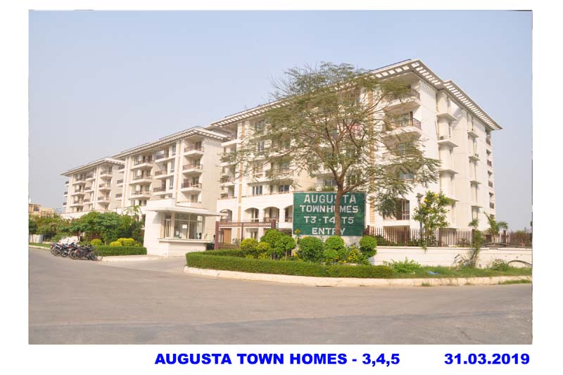 AUGUSTA TOWN HOMES - 3,4,5